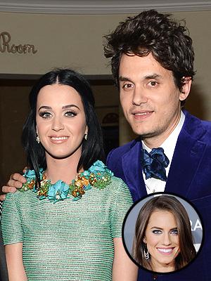 Grammys - Katy Perry, Allison Williams Party