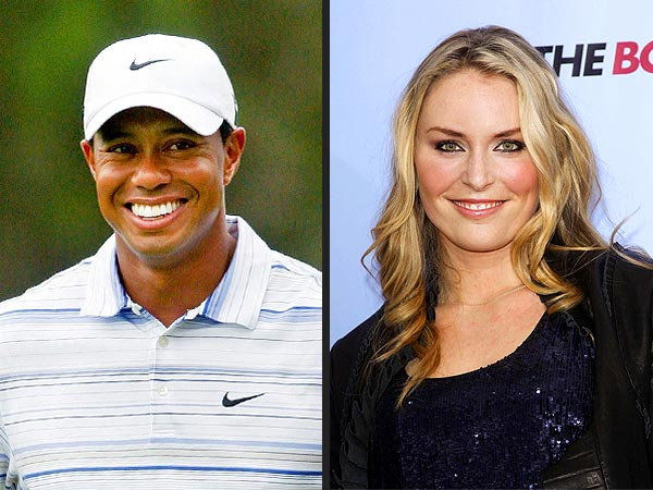 Tiger Woods & Lindsey Vonn Are 'Spending More Time' Together: Source