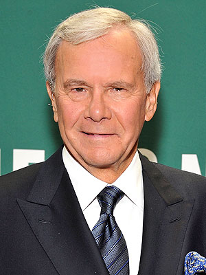 Tom Brokaw Welcomes First Grandson