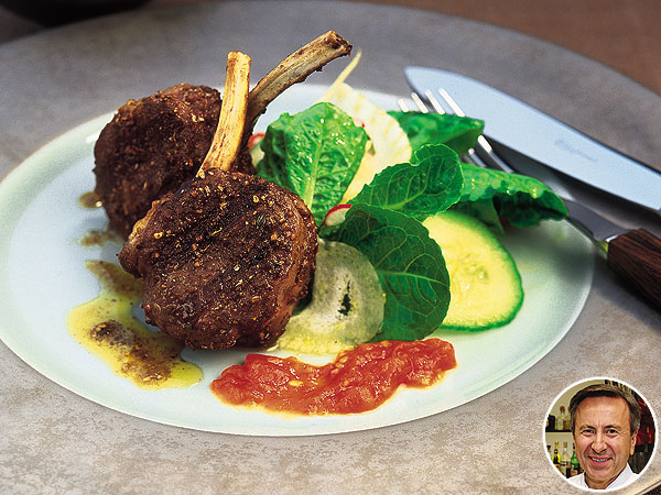 Oscars: Make Daniel Boulud's Lamb Recipe at Your Academy Awards Party