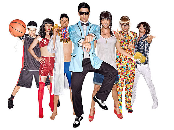 Josh Duhamel Dresses Up Like Taylor Swift, Carly Rae Jepsen for ...