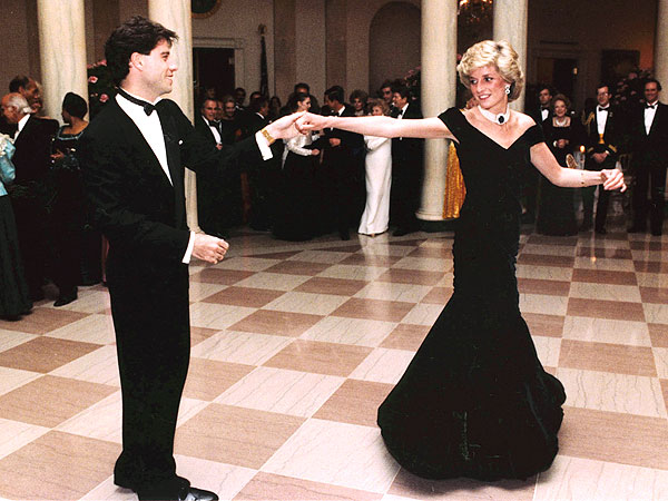 Man Buys Iconic Princess Di Dress for $362,000