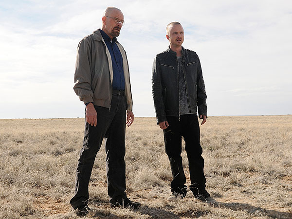 Breaking Bad Clothing Donated to New Mexico Shelter