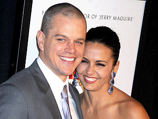 Matt Damon Planning Second Wedding to Wife Luciana