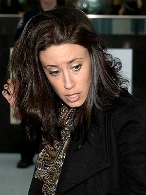 Casey Anthony Photo: Appears for Court