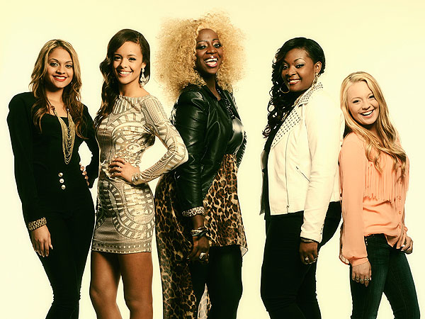 American Idol Semifinals - Top 10 Women Perform