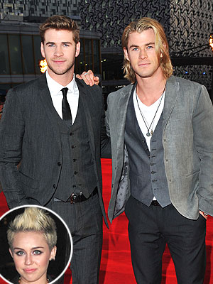 Liam Hemsworth Flew to Australia to 'Have a Break' from Miley Cyrus: Source