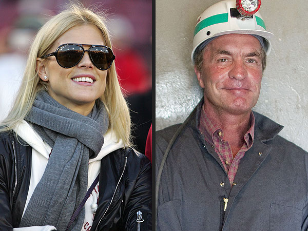 Tiger Woods's Ex Elin Nordegren Dating Billionaire Chris Cline