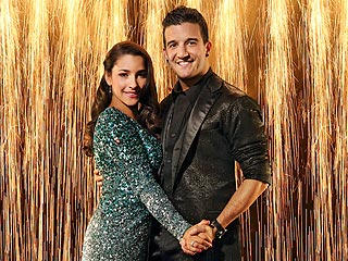 Dancing with the Stars: Alexandra Raisman & Mark Ballas Join 10 Club