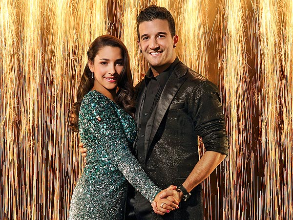 Dancing with the Stars: Alexandra Raisman on Having Fun with Mark Ballas