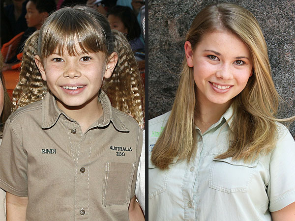 Bindi Irwin Stars in Return to Nim's Island; Steve Irwin Daughter
