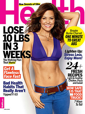 Brooke Burke-Charvet: I Don&#39;t Want to Look 25 Anymore