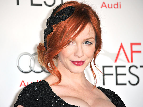 One Last Thing with Christina Hendricks