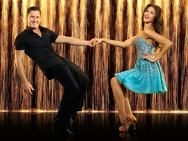Dancing with the Stars: Val Chmerkovskiy and Zendaya Discuss His Injury