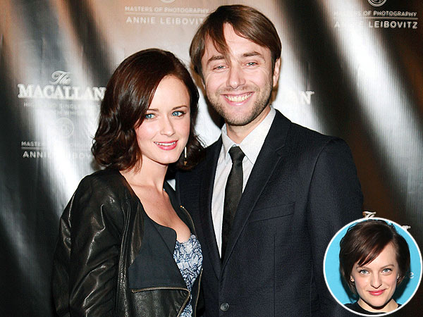 Alexis Bledel Engaged to Vincent Kartheiser - Mad Men Star Practiced Proposal