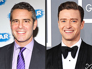 Andy Cohen Spoofs Justin Timberlake at Real Housewives of Atlanta Reunion | Andy Cohen, Justin Timberlake