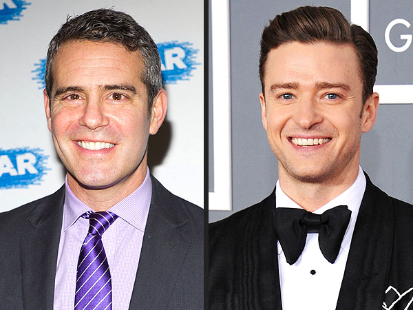 Real Housewives: Andy Cohen Spoofs Justin Timberlake's 'I'm Ready' Video