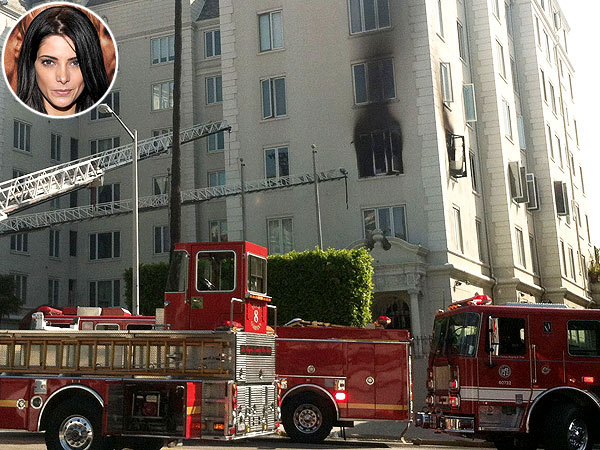 Ashley Greene: West Hollywood Condo on Fire, Dog Dies