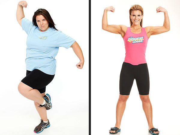 The Biggest Loser Crowns Danni Allen Winner