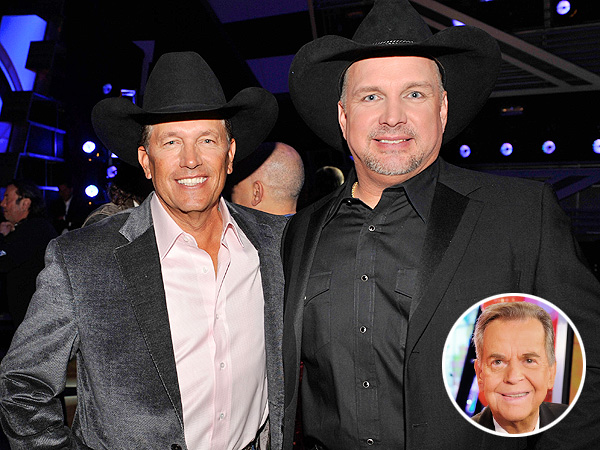 Garth Brooks & George Strait Will Perform Together for First Time at ACM Awards