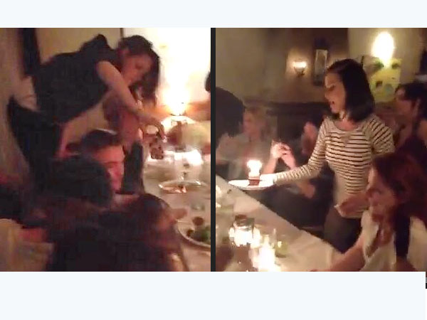 Robert Pattinson and Kristen Stewart Celebrate a Birthday