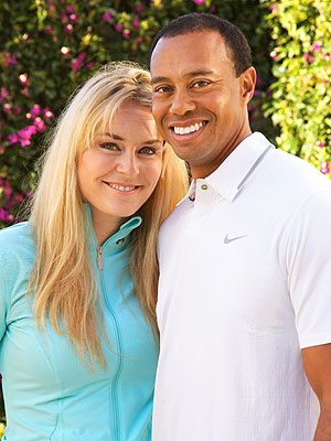 Tiger Woods and Lindsey Vonn: Yes, We're Dating!