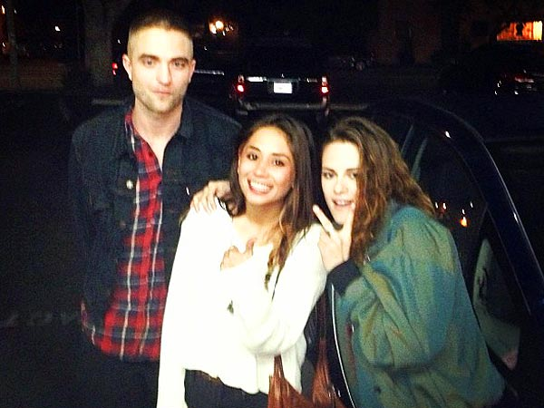 Kristen Stewart, Robert Pattinson Reunite After Two Months Apart
