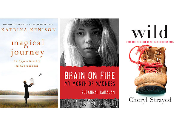 Books: Wild, Brain on Fire, Magical Journey