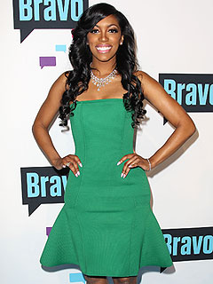 Real Housewives of Atlanta's Porsha Stewart Trying to Be 'Strong' Through Divorce