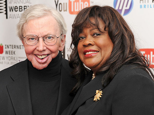 Chaz Ebert: Roger Smiled Right Before He Died