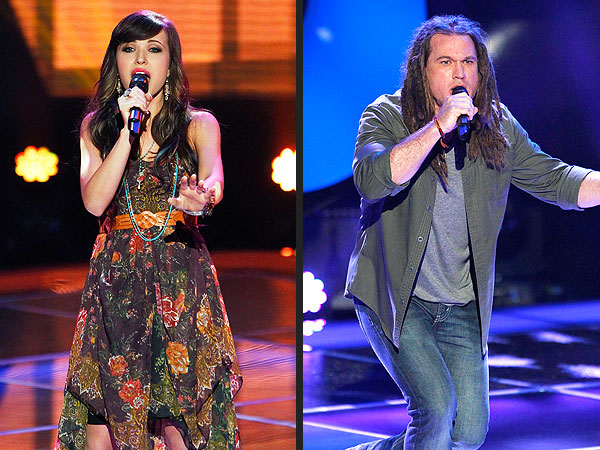 The Voice: Blake Shelton, Adam Levine Battle for Country Singer