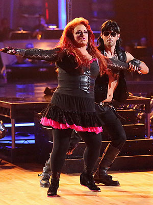 Dancing with the Stars: Wynonna Fears She Disappointed Tony Dovolani