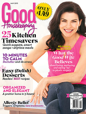 Julianna Margulies Is Glad She Waited to Marry