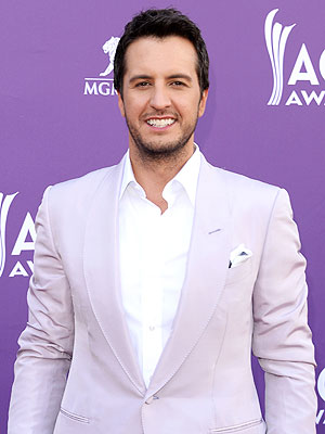 Luke Bryan ACM Entertainer of the Year Feels 'BLessed'