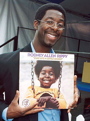 Rodney Allen Rippy Running for Mayor of Compton, Calif.