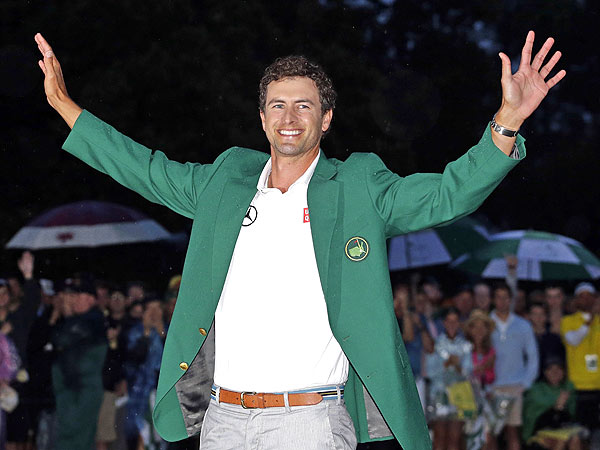 Adam Scott Wins Masters: 5 Things to Know About Pro Golfer