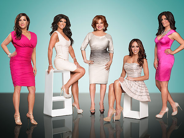 The Real Housewives of New Jersey Reunion: Teresa Giudice Talks Indictment