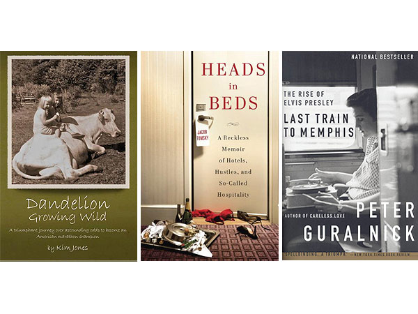 Book Reviews: Last Train to Memphis, Dandelion Growing Wild,