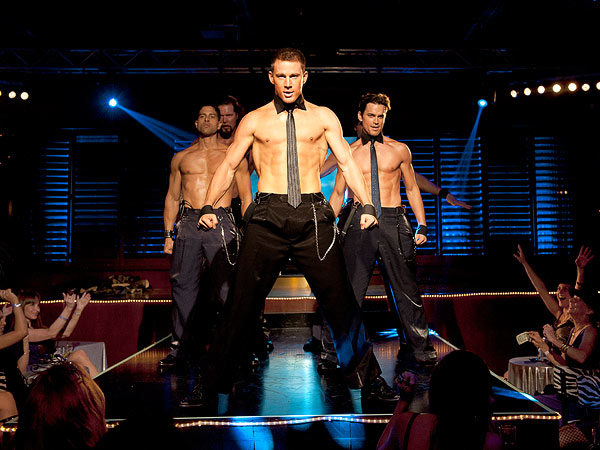 Magic Mike Seque