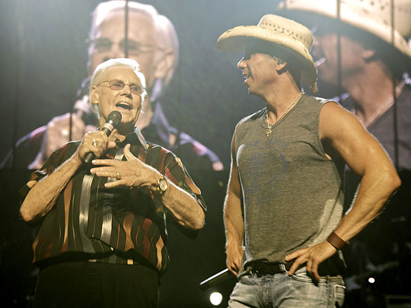 Kenny Chesney: George Jones Was Real, Tortured and More Alive Than Anyone