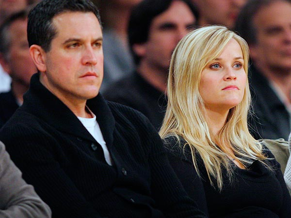 Reese Witherspoon and Jim Toth Arrested, Briefly Jailed for DUI