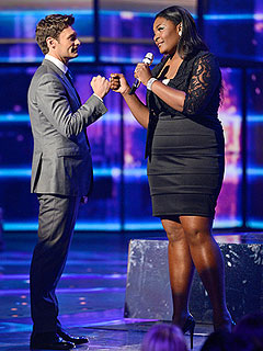 American Idol's Candice Glover on Losing Weight Throughout Competition