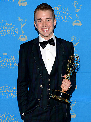 Days of Our Lives' Chandler Massey Nominated for Daytime Emmy for Third Time