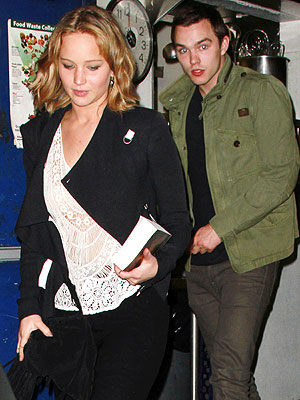 Jennifer Lawrence, Nicholas Hoult: Dating Again?