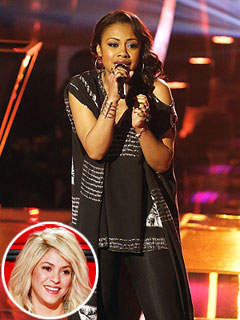 The Voice Contestant Sasha Allen Takes on Etta James in Knockout Round