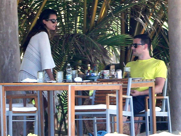 Cory Monteith Rehab Stint Over; Vacations in Mexico with Lea Michele