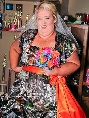 Honey Boo Boo's Mama June and Sugar Bear Exchange Vows