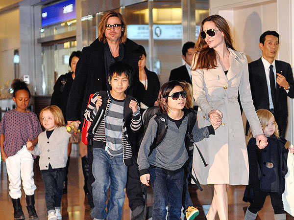 Angelina Jolie Mastectomy Didn't Hinder 'Normal' Life with Kids