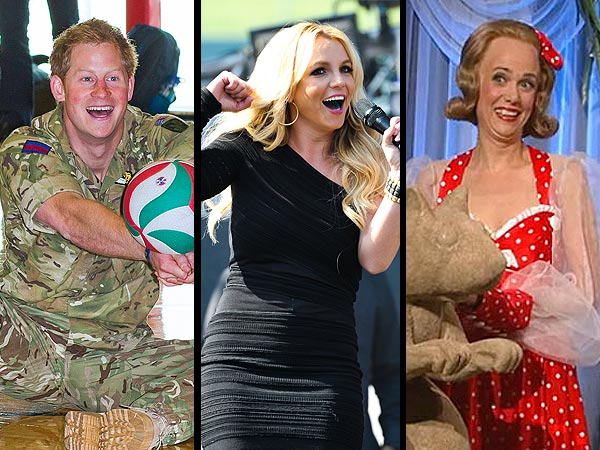 Prince Harry Tours the U.S., Kristen Wiig Hosts Saturday Night Live