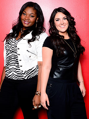 American Idol: Candice Glover & Kree Harrison Reflect on Finale and Friendship